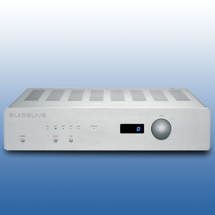 Bladelius(谱丽声)功放:TYR Integrated Amplifier(2007 NEW!)