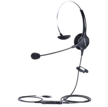 DH90 呼叫中心话务耳机