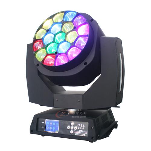 大蜂眼LED摇头灯