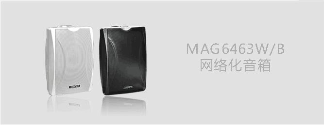 MAG6463网络化音箱