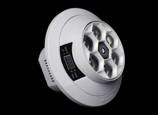 LED 嵌入式蜂眼激光灯